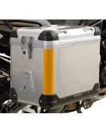 3M reflective stripes for ZEGA Pro / ZEGA Pro2 pannier edges, orange