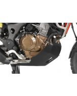 Special offer 2 black: Engine protector *RALLYE EXTREME* + Crash bar for Honda CRF1000L Africa Twin