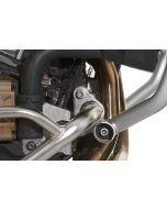 Mount for Touratech engine crash bar with original crash bar for Honda CRF1000L Africa Twin