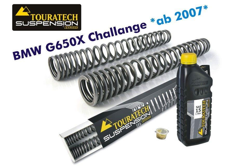 BMW G 650 X Challenge 2007 2008 2009 Hyperpro Front Fork Spring Kit