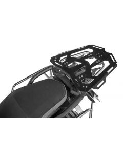 Luggage plate for Touratech Topcase rack and BMW Adventure luggage racks