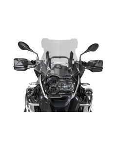 Windscreen, S, transparent, for BMW R1250GS/ R1250GS Adventure/ R1200GS (LC)/ R1200GS Adventure (LC)