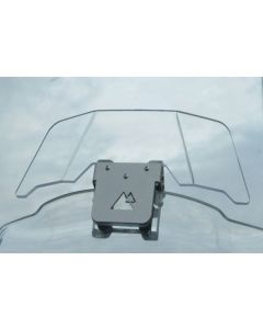 Spoiler for windscreen BMW R 1200 GS Adventure up to 2013