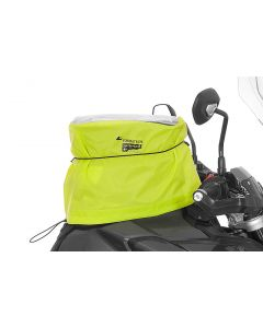 Rain cover for the tank bags PS10, yellow, by Touratech Waterproof