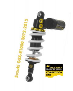 Touratech Suspension Competition Shock absorber for Suzuki GSX-R1000 2012-2015