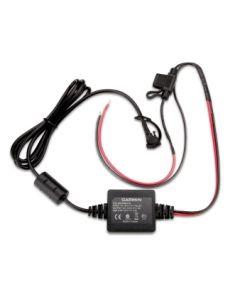 """Power cable for Garmin zumo 340/ 345/ 350/ 390/ 395/ 396, motorcycle, """"with open cable-ends"""""""