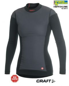 Active Extreme Windstopper long sleeve shirt *Women's*, size XLColour: black