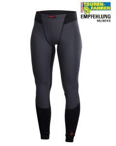 Active Extreme Windstopper *long* underpants woman, XS, Colour: black