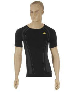 "T-shirt ""Allroad"", men, black, size 2XL"