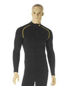 "Longshirt ""Touratech Primero Alpine"" men, black, size 2XL"