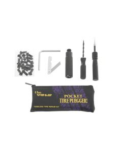 "Puncture repair kit ""Stop&Go - Pocket Tire Plugger"""