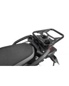 ZEGA Topcase rack, black for BMW F850GS/ F750GS