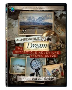 VIDEO DVD The Achievable Dream Part three - On the Road
