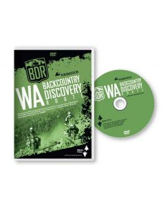 "VIDEO DVD ""Washington Backcountry Discovery Route (WABDR)"""