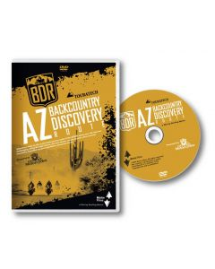 "Video DVD ""Arizona Backcountry Discovery Route"""