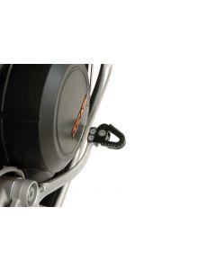 Folding brake lever attachment kit for KTM 1050 Adventure/ 1090 Adventure/ 1290 Super Adventure/ 1190 Adventure/ 690 Enduro/ 690 Enduro R/ 790 Adventure/ 890 Adventure/ Husqvarna 701