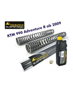 Progressive fork springs for KTM 990 Adventure R 2009-2010