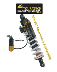 Touratech Suspension shock absorber for KTM 950 Super Enduro R (2006-2009) type Extreme