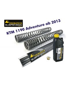 Progressive fork springs for KTM 1190 Adventure from 2013