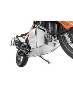 Engine protector RALLYE Evo, Aluminium for KTM 790 Adventure/ 790 Adventure R