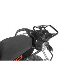 ZEGA topcase rack, black for KTM 890 Adventure/ 890 Adventure R/ 790 Adventure/ 790 Adventure R