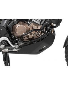 Special offer 3 black: Engine protector *RALLYE* + Engine crash bar + Crash bar for Honda CRF1000L Africa Twin