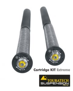 Touratech Suspension Cartridge Kit Extreme for Honda CRF1000L Adventure Sports from 2018