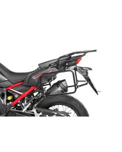 Stainless steel pannier rack black for Honda CRF1100L Africa Twin