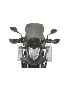 Windscreen, L, tinted, for Honda NC 700X/ NC 750X (2013-2015)