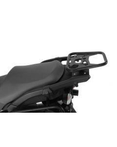 ZEGA Topcase rack, black for Kawasaki Versys 1000