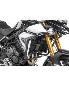 Fairing crash bar black for Triumph Tiger 900