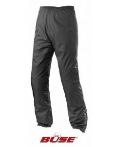 Rain trousers, black