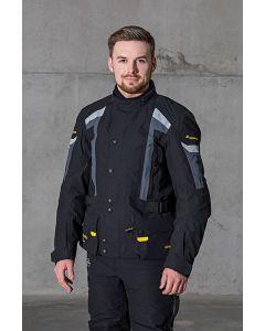 Compañero World2, jacket men, standard size, black