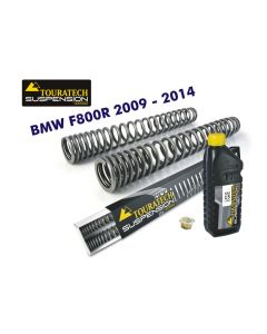 Progressive fork springs for BMW F800R 2009-2014