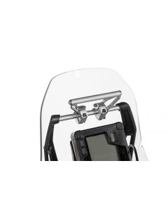 GPS mounting adapter above instruments for Yamaha Tenere 700