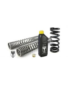 Progressive BLACK-T replacement springs Stage 1 for fork and shock absorber fit BMW R18 from 2020