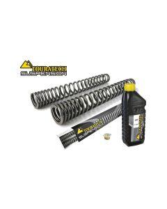 Progressive fork springs for Honda NC750S 2012-2017