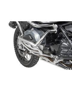 Stainless steel reinforcing strut for original BMW engine crash bar, BMW R1200GS Adventure (LC) 2014-2016