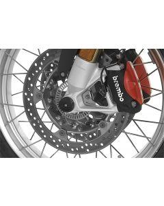 Front axle crash bung (set) for BMW R1250GS/ R1250GS Adventure/ R1200GS (LC) / R1200GS Adventure (LC)/ R1250RT/ R1200RT (LC)
