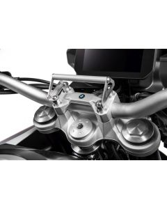 GPS Handlebar Bracket Adapter GPS Bracket Adapter/Bracket for Navigation Systems BMW F850GS/ F850GS Adventure/ F750GS