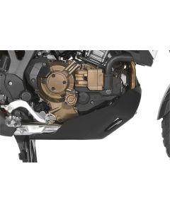 Engine protector RALLYE for Honda CRF1000L Africa Twin, black