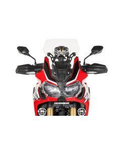 Windscreen, M, transparent, for Honda CRF1000L Africa Twin/ CRF1000L Adventure Sports