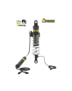 "Touratech Suspension  ""rear"" shock absorber DDA / Plug & Travel for BMW R1200GS / R1250GS from 2017"