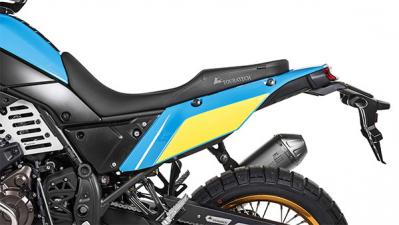 Touratech Comfort seat for Yamaha Ténéré 700